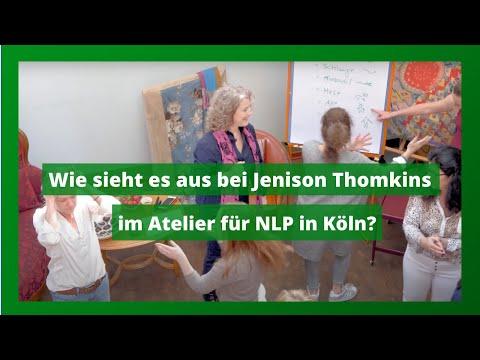Ein Blick hinter die Kulissen bei Jenison Thomkins im Atelier für NLP in Köln