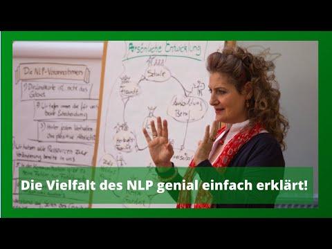 Die Vielfalt des NLP genial einfach erklärt - für Einsteiger und NLP-Profis