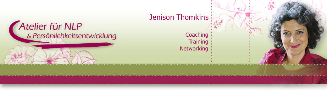 Atelier für NLP – Jenison Thomkins