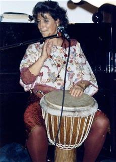 Jenison Thomkins Musikerin