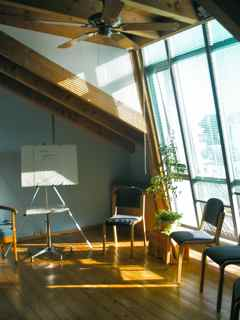 Coachingraum NLP-Atelier Köln