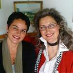 Cornelia van der Coelen und Jenison Thomkins
