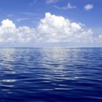 Blauer Ozean